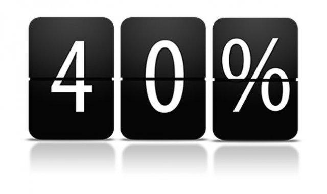 40% Direct